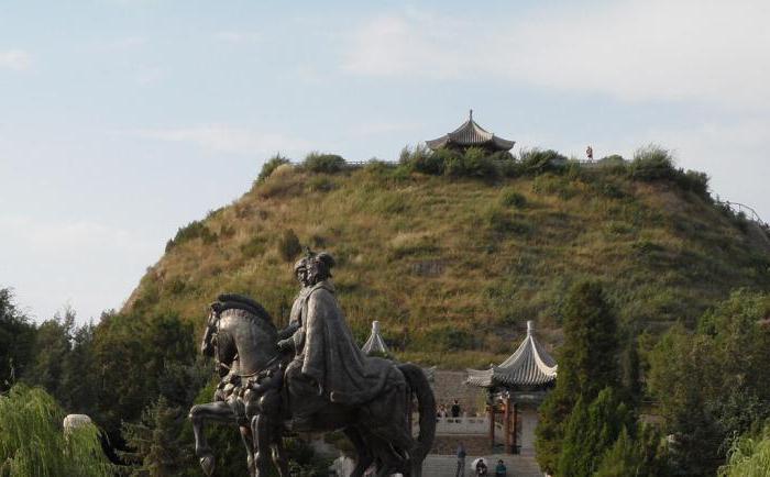 вътрешна монголия