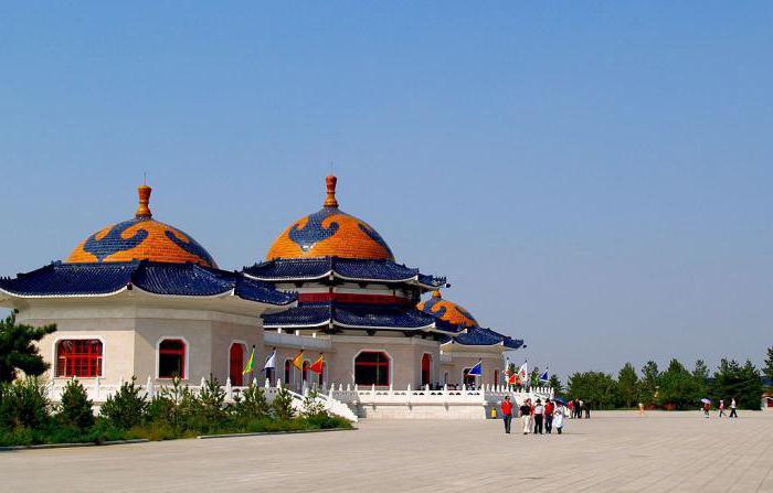 вътрешни монголски градове