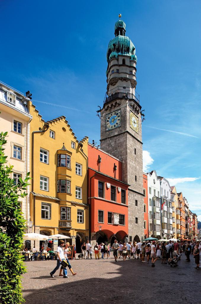 Кметството на Инсбрук, Австрия