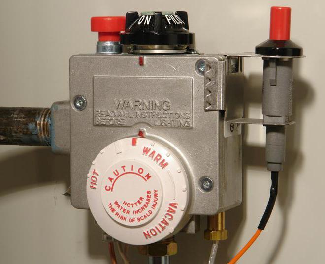 collegamento della caldaia a riscaldamento indiretto