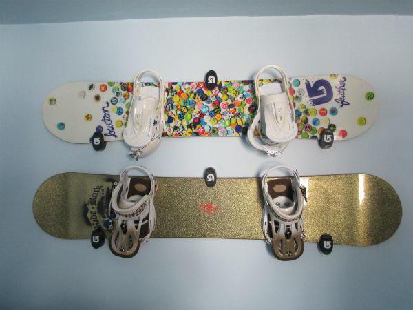 come installare i supporti per snowboard