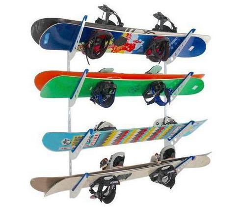 snowboard monta rigidità