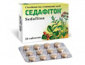instrukcje dotyczące stosowania sedafitonu