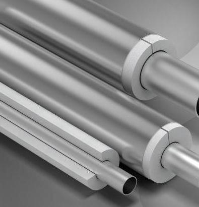 izolacija za cijevi za grijanje od polietilenske pjene