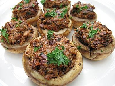 рецепти за печурки