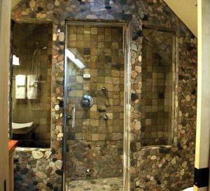идеи за интериора на банята, комбинирани с тоалетната