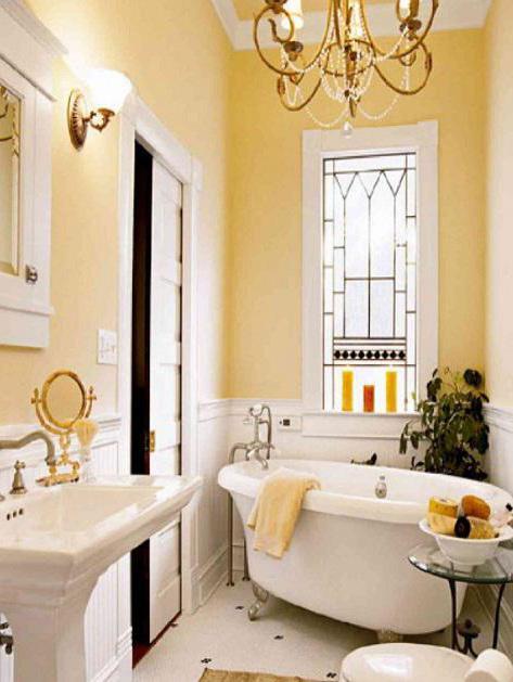 най-добрата вътрешна баня с тоалетна