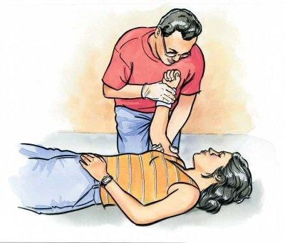 pomoč pri krvavitvi s parenhimi