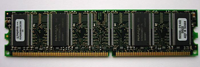 interne memorije računala