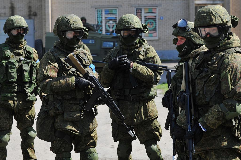 istituti militari di truppe interne