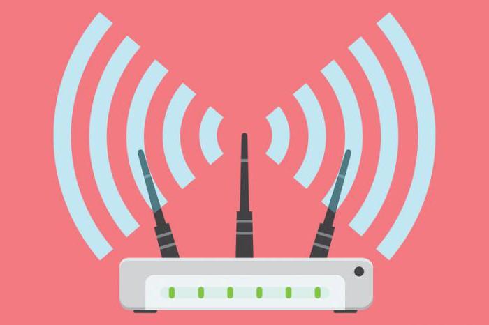 Ojačevalniki internetnih signalov