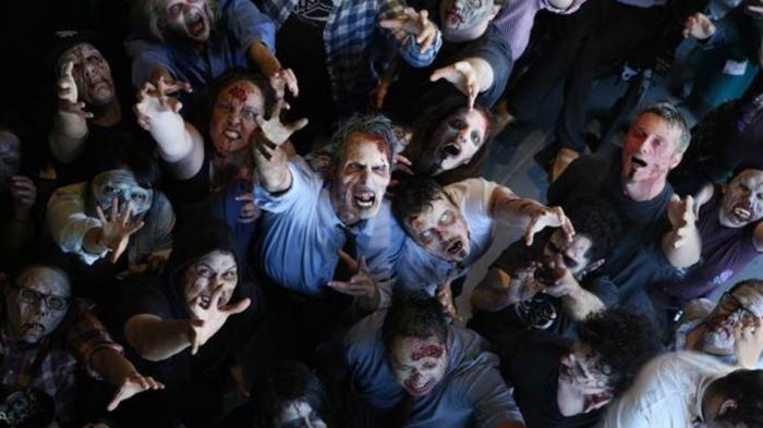 zombiji u snu