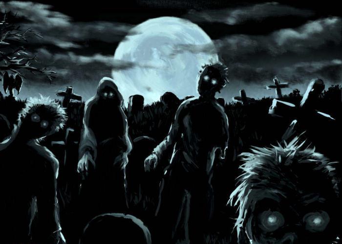 ubiti zombije u snu