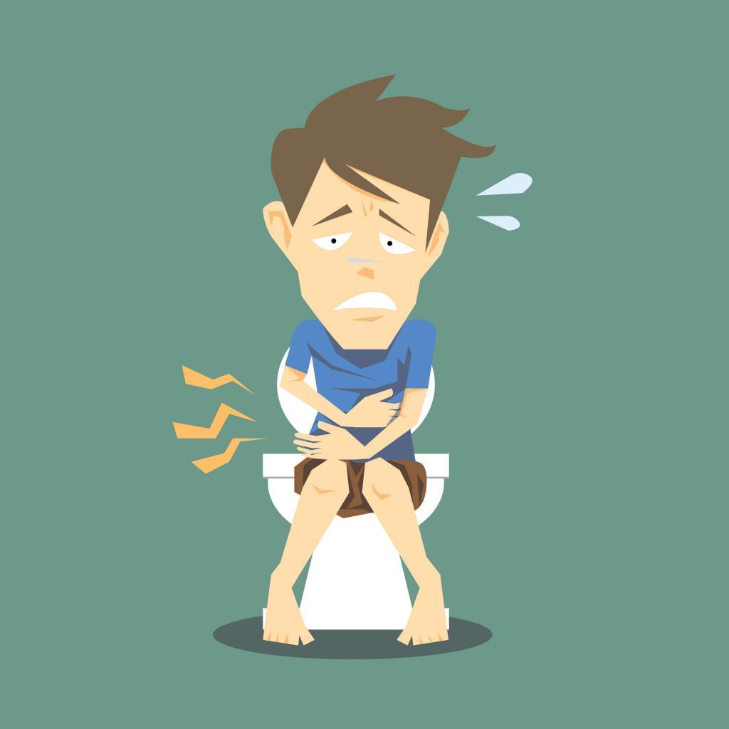Симптомите на чревната дисбиоза