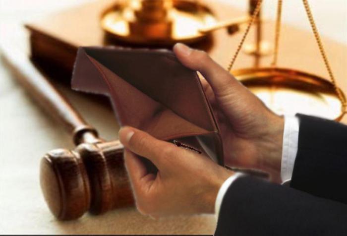 отмени закона за несъстоятелност