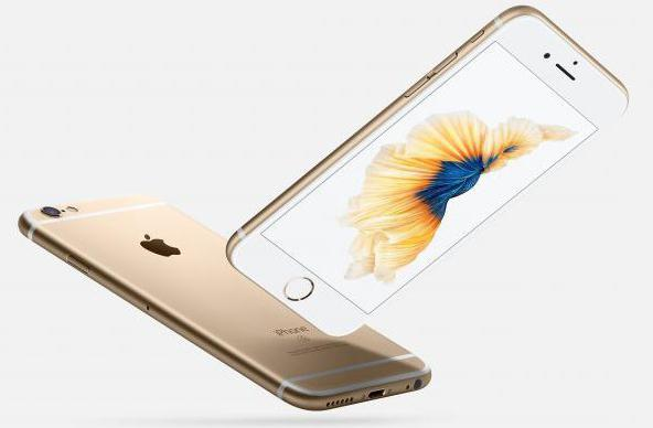 recensioni di iphone 6s