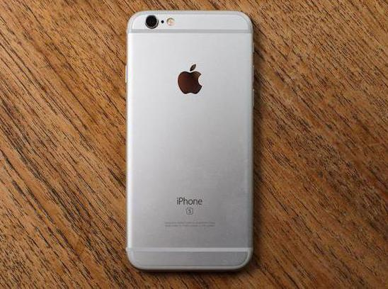 iphone 6s specifikacije