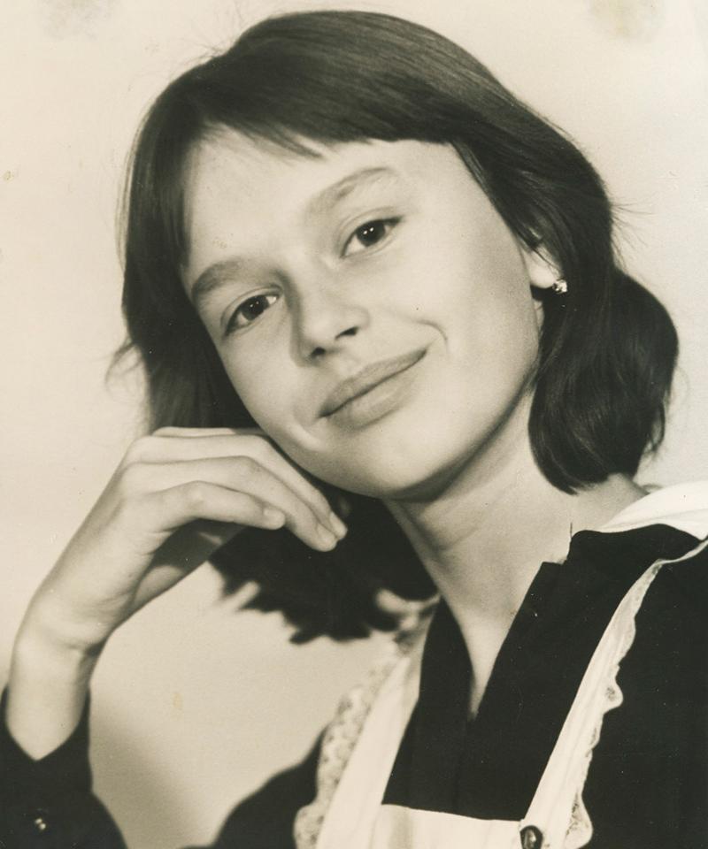 Fotografia dziecka Irina