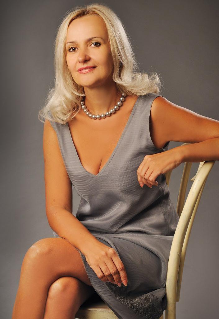 Politico Irina Fahrion
