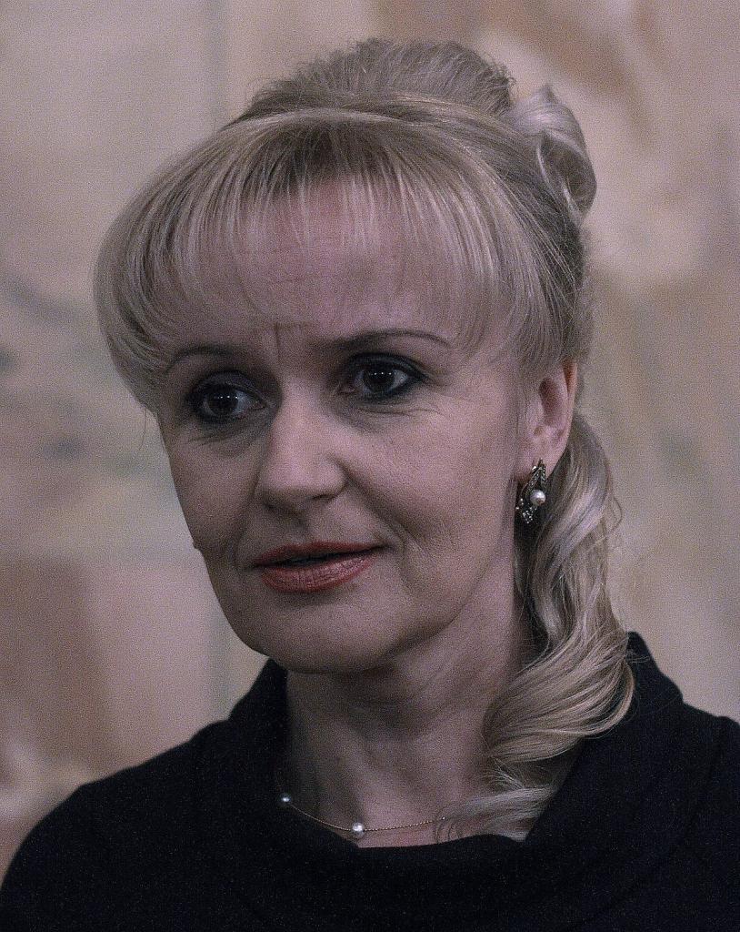 Irina Dmitrievna Fahriona
