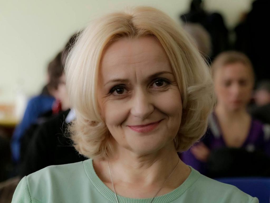 Biografia Irina Fahrion