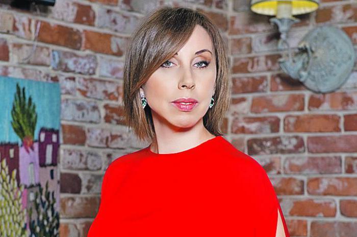 La moglie di Meladze, Irina