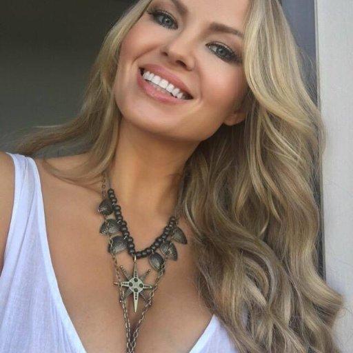 Irina Voronina - model