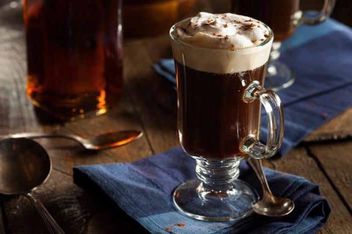 Ирландска рецепта за кафе