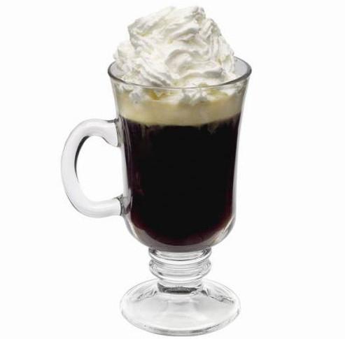 как да правим кафе ирландски