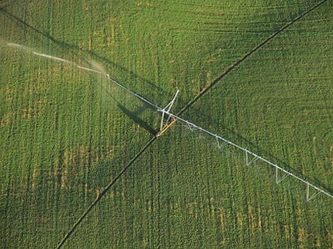 l'irrigazione è