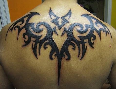 Tattoo obveščevalna palica