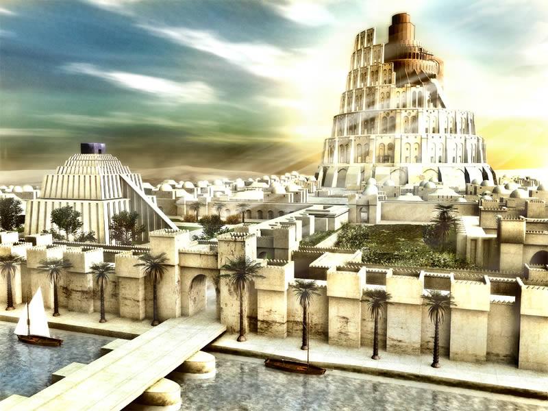 Babilonska kula