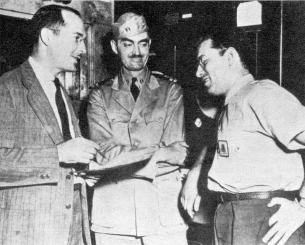 Heinlein, L. Sprague de Camp e Isaac Asimov