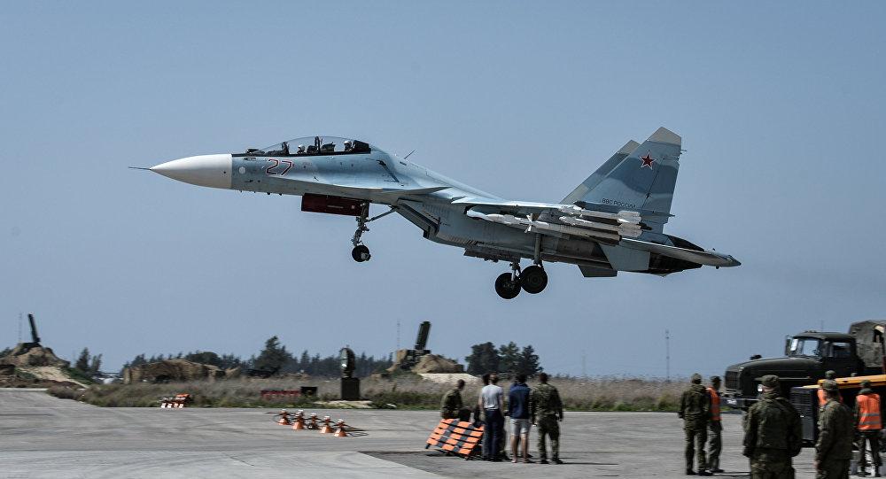 Su-30 in Siria