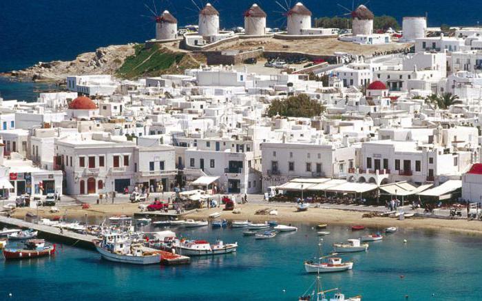 Островите на Гърция, където е по-добре да си починете