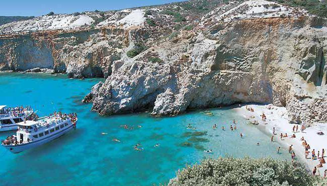 Островите на Гърция, където е по-добре да си починете през септември