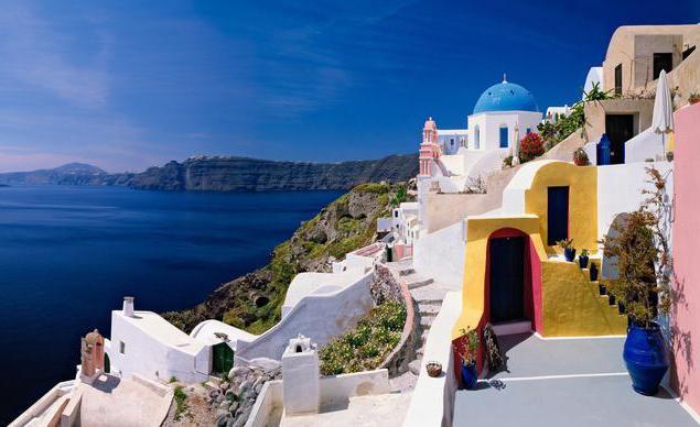 Островите на Гърция, където е по-добре да почиват през август