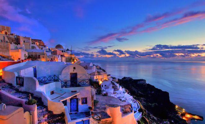 Островите на Гърция, където е по-добре да си починете през октомври