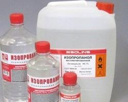 alcool isopropilico assolutizzato