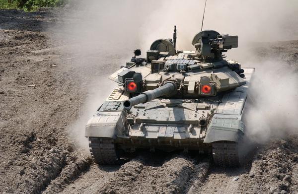 Carro armato israeliano merkava contro il t90