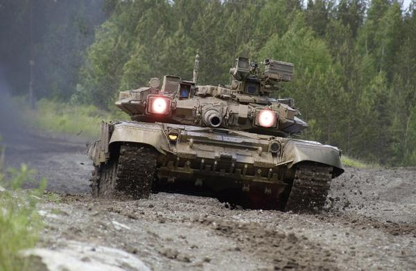 tank merkava contro t90