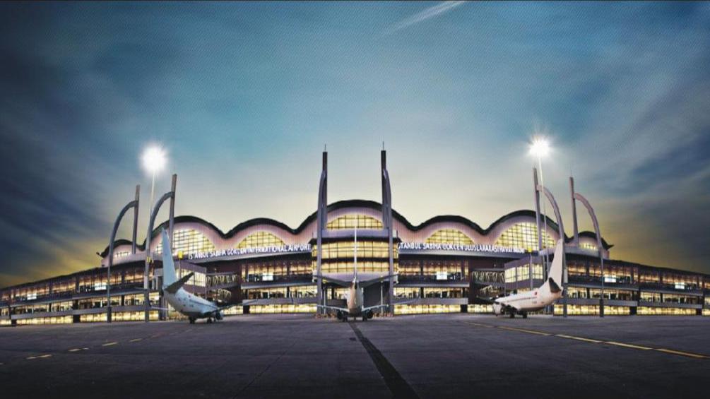 Aeroporto di Gokcen, Istanbul