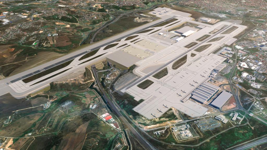 Sviluppo dell'aeroporto Sabiha Gokcen