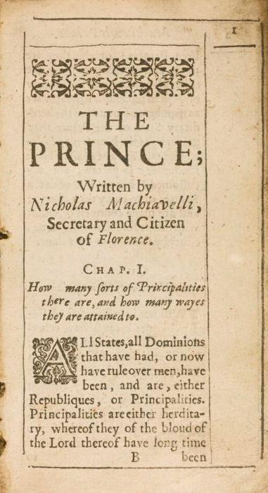 Niccolo Machiavelli Knjige