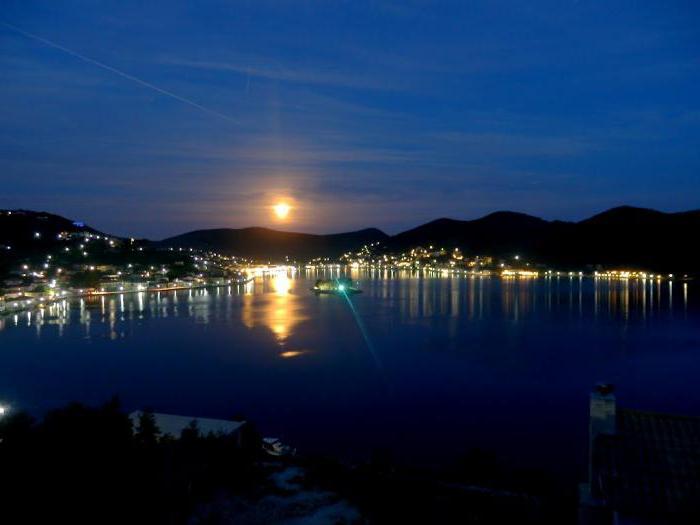 isola di Itaca, in Grecia