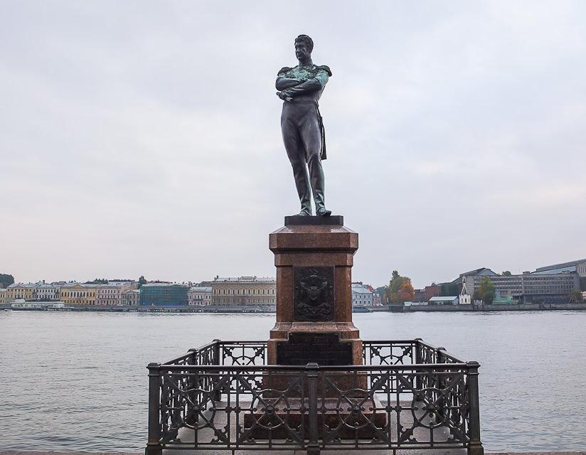 Pomnik Krusenstern