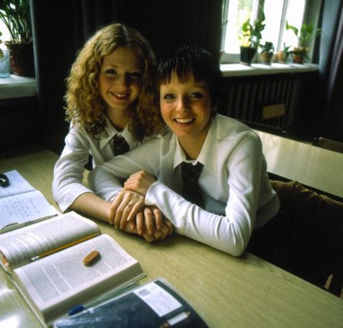 lezbijska grupna fotografija