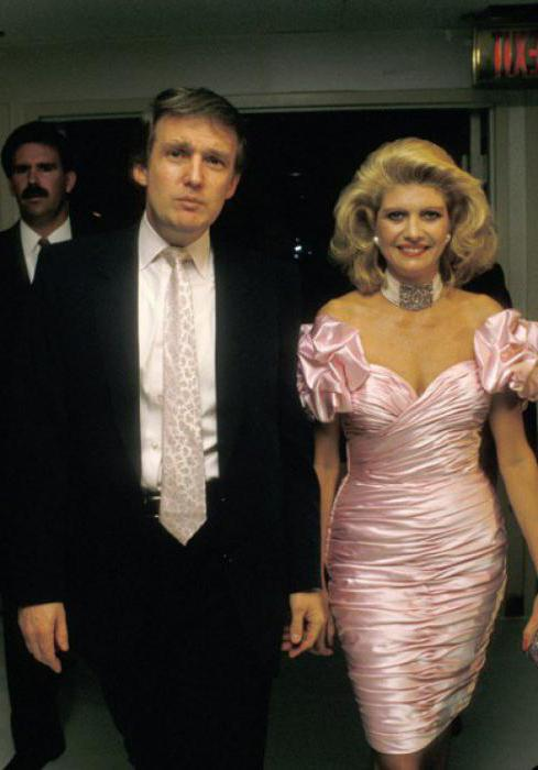 perché donald Trump divorziato da Ivan Trump