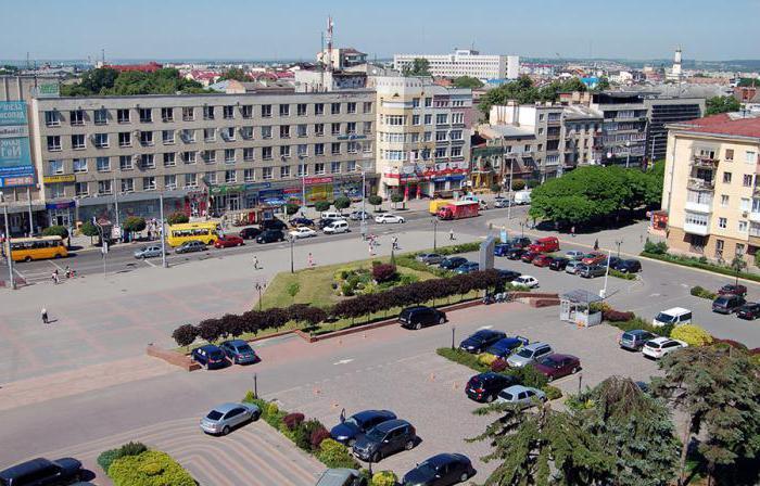 Attrazioni Ivano-Frankivsk