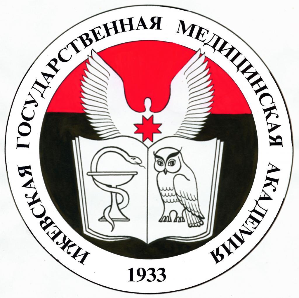 Godło Akademii Medycznej w Iżewsku